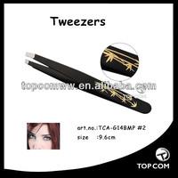 eco-friendly long handle tweezers