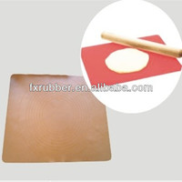 Silicone large mat kitchen utensils rolling dough pad