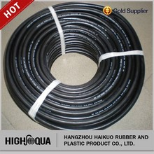 Good Reputation Made In China Smooth Surface Black Air Rubber Hose