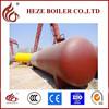 China 50m3 underground lpg and diesel oil storage tank