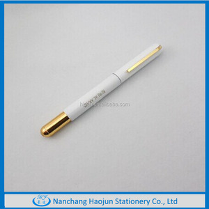 Молочно-белый китайский металл ролик ручка для детей