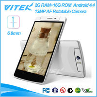 Alibaba China 5.5 inch Android 4.4 NFC Bluetooth GPS Top 10 Mobile Phones