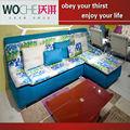 2013 most popular sofa fabric best sale modern fabric sofa,folding mattress for sofa bed metal sofa bed WQ8812