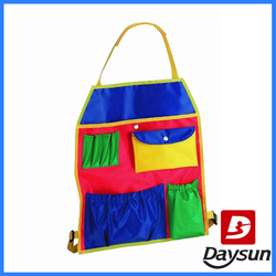 Colorful Car seat back organizer for kids