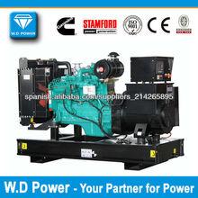 professional manufacture for Cummins diesel generator