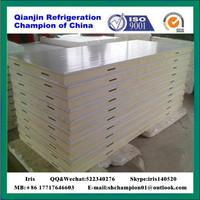 sandwich panel for freezer cold room