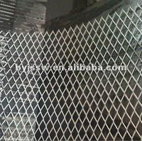 Metal Iron Wire Expanded Metal Mesh