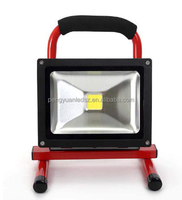 Waterproof 20w Led Security Floodlight with Rechargeable Battery