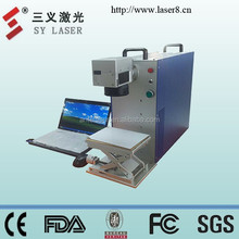 Cheap portable laser marking machine for metal