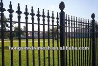 wrought iron fence mesh