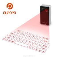 OP-K01 Mini Wireless Portable Bluetooth Laser Keyboard