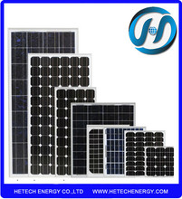 made in china cheap price high efficiency poly 130w photovoltaic solar panel