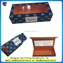 Customized printed gift box design 2012