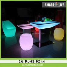 Burma Anniversary/Engagement/gift/Party/Wedding Occasion led glow decoration manufacturer