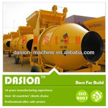 price of concrete pump JZC350 concrete mixer gears cement mixing