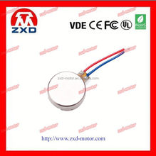 10mm*2.7mm height coin vibration motor for mobile phone