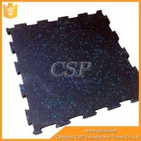 Durable waterproof cheap rubber outdoor interlocking floor