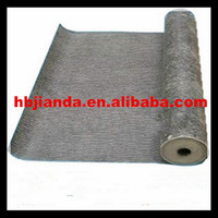Unique high breathable / self-adhesion membrane roofing materials
