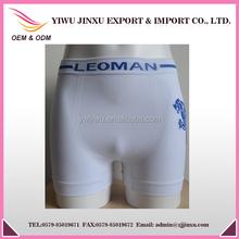 OEM Service Men's Boxers Briefs Vertical Stripes and Tiger Printed Women Picture Wholesale Men Underwear