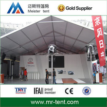 2015 auto fair tent, auto's show tent with aluminum structure