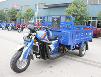 Power Engine 2.6m Cargo Box Motorized Tricycle