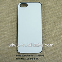 sublimation case for iphone5C custom cover