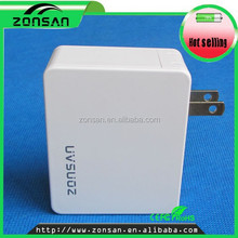 CE,ROHS,FCC Approved portable battery charger, ODM/OEM quick deliver power sockets with smart IC