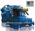 Motor de 3 cilindros diesel marino
