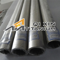 Seamless Titanium Pipe Price
