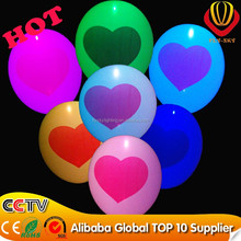 Hot New products led glowing balloons/flashing led light balloon party light balloon:/LED falshing balloon promotional items