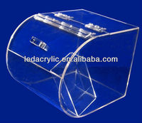 Store Candy Dispensers Plastic Bin Acrylic Container