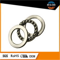 Hot sale 50*70*14mm used for Motorcycle Engine Thrust Ball Bearing 51110