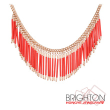 New Arrival Classic Tassel Necklace N6-6980