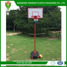 Novelties Wholesale China Manual-operated Hydraulic Basketball Stand