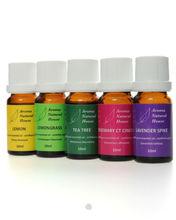 Bundle of 5 - Organic essential oil