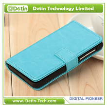 PU leather case for blackberry curve 8520 back cover