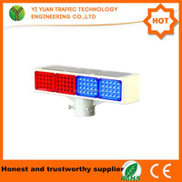 Driving Safety Warning waterproof night flashing solar powered led highway safety light