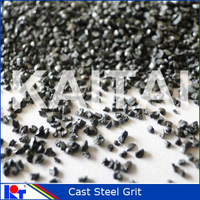 High Quality Cast Steel Grits G14 For Shot Peening
