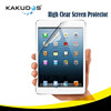 High Quality Clear Screen Protector for Ipad laptop free sample
