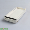SINOTEK portable power charger cover case for iphone 5 5c 5s 4200mah free shipping by sea with 5000pcs