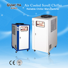 2015 Guanya box type water cooling system, air cooled water chiller GY-01A