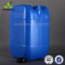 30L blue food grade large plastic barrels,plastic container for storage