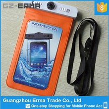 Free Sample 5.5 inch Unviersal Phone Waterproof Case for iPhone 6 Plus
