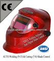 automatic welding helmet / máscara automática de soldadura