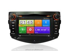 for Toyota RAV4 2012 car radio dvd gps navigation sstem