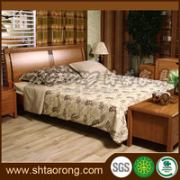 Chinese bed room double wholesale bed