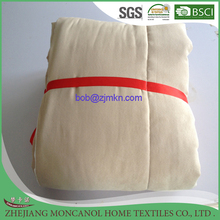 2015 Hot sales fashion design microsuede cotton quilt/comforter/duvet China supplier