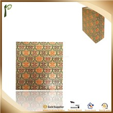 Popwide 2015 Wholesales Customized Pattern High Quality Paper Packing Box/gift paper box