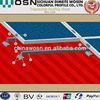 Africa polycarbonate sheet & PVC flexible solar tile