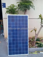 A-grade cell pv panel high efficiency poly 200W solar panel